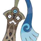 Honedge Sugimori artwork