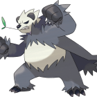 Pangoro artwork