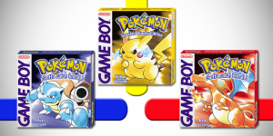 Pokémon Red/Blue/Yellow: Virtual Console