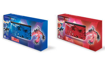 Pokémon X & Y Limited Edition 3DS XL