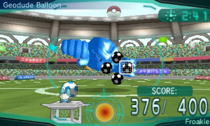 Geodude Balloon screenshot
