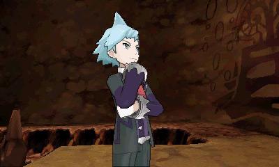 Granite Cave: Steven