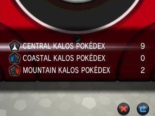 Kalos Pokédex