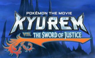 Kyurem vs The Sword of Justice