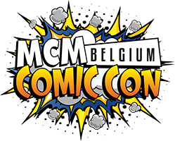 MCM Comic Con België logo