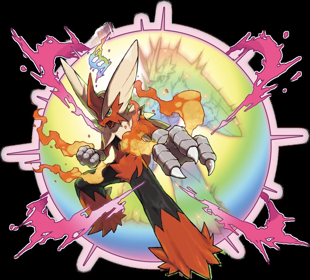Pokemon Kleurplaten Mega Lucario.Mega Pokemon Pokemon United