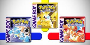 Pokémon Red/Blue/Yellow: Virtual Console