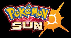 Pokémon Sun logo