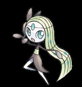 Pokémon20 Meloetta