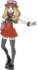 Serena artwork
