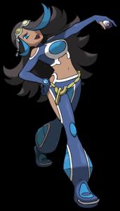 Aqua Admin Shelly