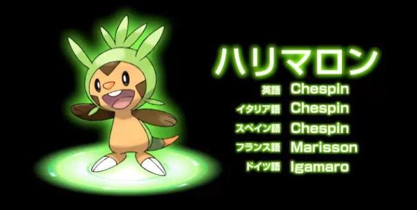 Pokémon X & Y - 5